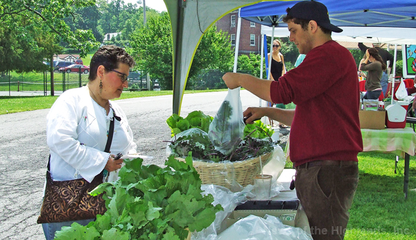 File photo The Cornwall's summer farmers market returns at 10:30 a.m. on Wednesday, June 7, in front of Town Hall.